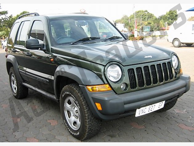 Used Jeep-Cherokee-3.7 SPORT Automatic 2007 for Sale in Gauteng-Centurion (45594)