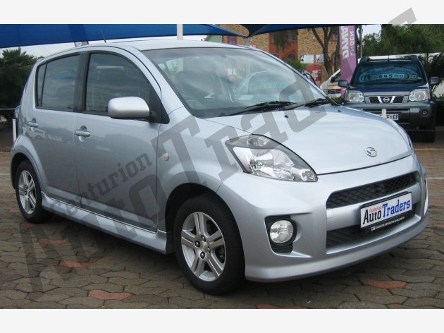 Used Daihatsu-Sirion-1.5 Sport Automatic Automatic 2009 for Sale in Gauteng-Centurion (45931)