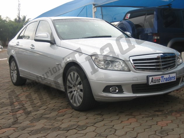 Used Mercedes Benz-C-Class-C280 ELEGANCE Automatic 2007 for Sale in Gauteng-Centurion (46026)
