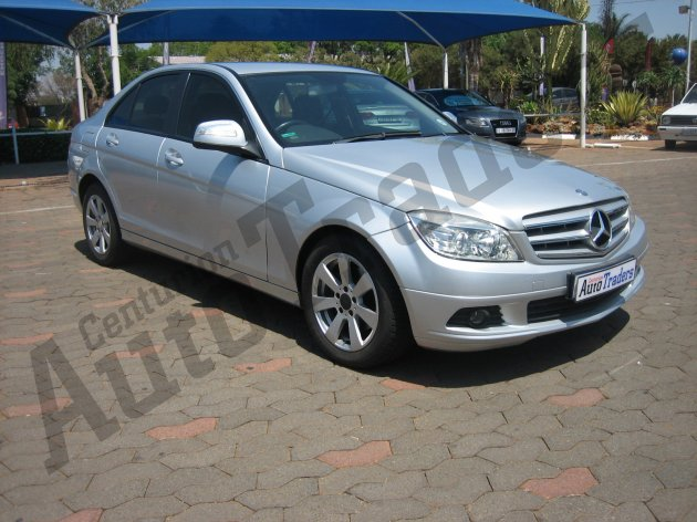 Used Mercedes Benz-C-Class-C 180 KOMPRESSOR Automatic 2008 for Sale in Gauteng-Centurion (46110)