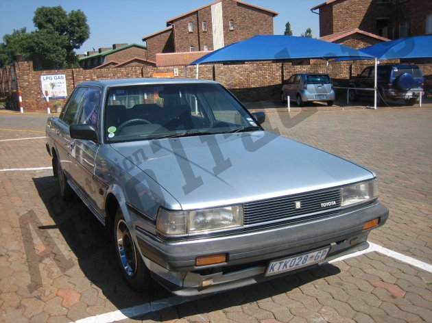 Used Toyota-Cressida-GLE Manual 1987 for Sale in Gauteng-Centurion (46161)