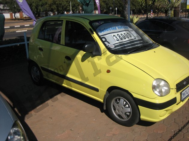 Used Hyundai-Atos-Prime 1000cc Manual 2000 for Sale in Gauteng-Centurion (46207)