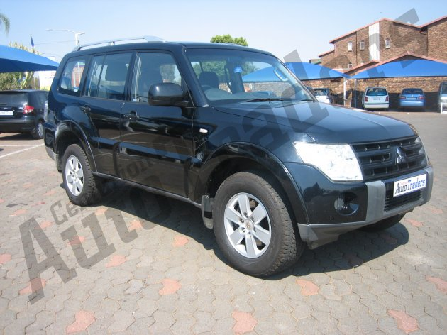Used Mitsubishi-Pajero /Wagon-3.2 did Automatic 2008 for Sale in Gauteng-Centurion (46261)