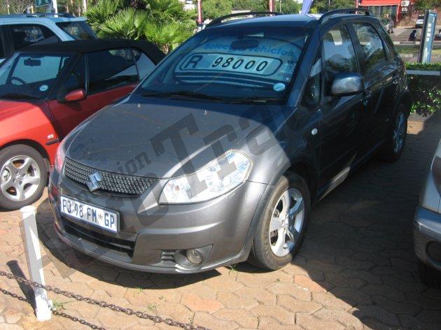 Used Suzuki-SX4-2.0 4x2 Manual 2011 for Sale in Gauteng-Centurion (46296)