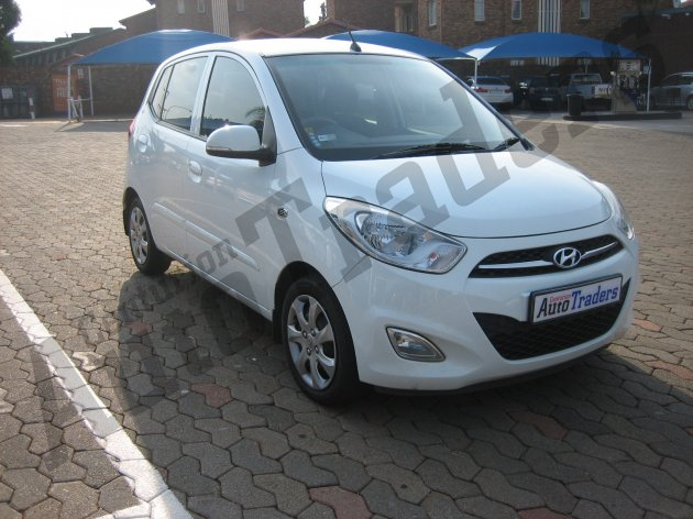 Used Hyundai-i10-1.2 Manual 2013 for Sale in Gauteng-Centurion (46314)