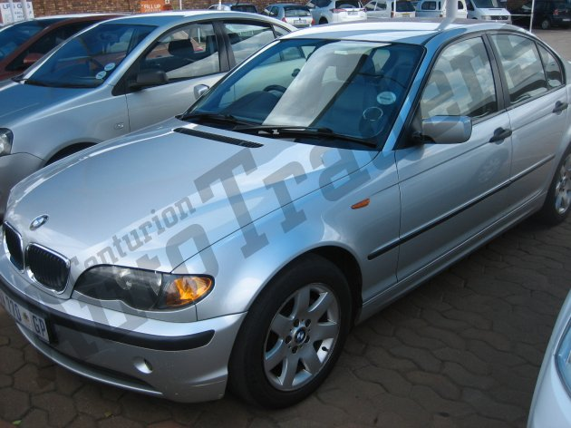 Used BMW-3 Series-318i Manual 2004 for Sale in Gauteng-Centurion (46322)