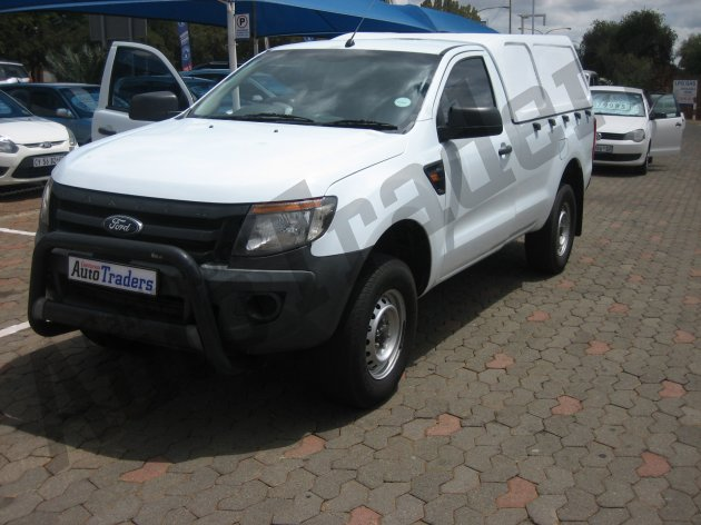 Used Ford-Ranger-2.2 6 SPEED TDCI XL 4X2 Manual 2013 for Sale in Gauteng-Centurion (46351)