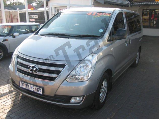 Used Hyundai-H1 2.5 CRDI-Crdi Automatic Automatic 2016 for Sale in Gauteng-Centurion (46386)